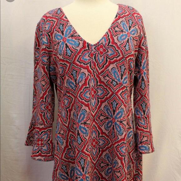 Anthropologie Dresses & Skirts - Anthropolgie Maeve bell sleeve dress